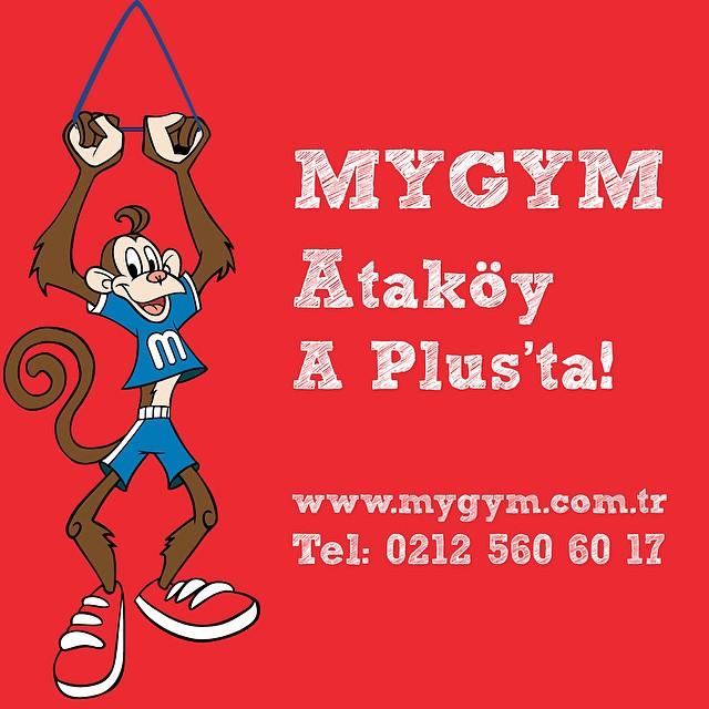 My Gym Ataköy A Plus'ta a-çıl-dı! :) Dayanışmacı bir ortamda, öğrenmeyi eğlenceli ve heyecan verici kılan sistemimizle My Gym Ataköy A Plus'ta da spor eğlenceye dönüşüyor. Doğum günü partileri mi? Onlarda inanılmaz keyifli geçiyor. Daha fazla bilgi almak için web sitemizden ya da 0212 560 60 17'den bize ulaşabilirsiniz. #mygym#mygymturkey #ataköy #aplus #yeni #şube