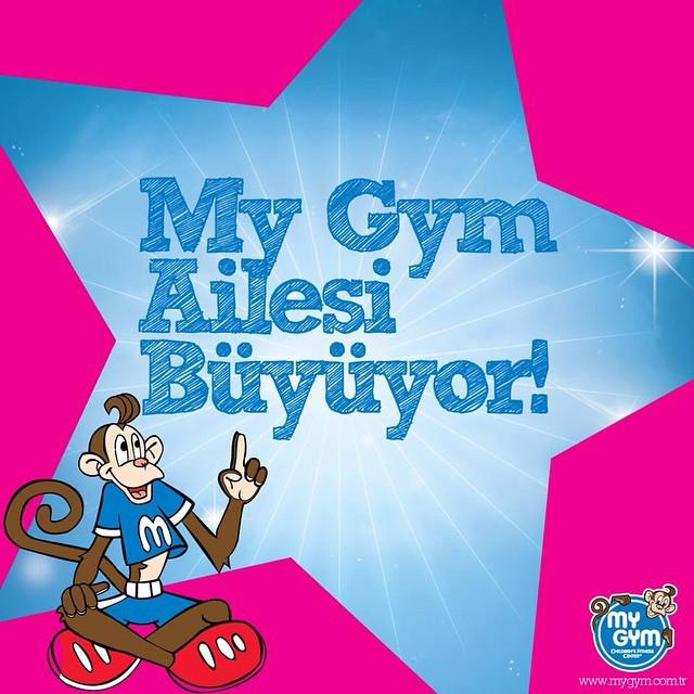 My Gym şimdi de Bahçeşehir'de! Dünyada Çocuk spor ve eğlence alanında uluslararası bir marka olan My Gym, toplam şube sayısını 8'e çıkardı ve Mart ayından itibaren artık Bahçeşehir şubesiyle de hizmet vermeye başlıyor. Daha fazla bilgi almak için bahcesehir@mygym.com.tr veya www.mygym.com.tr #mygymturkey#çocuk #spor #hareket #bahçeşehir #istanbul #yeni #şube @mygym.bahcesehir